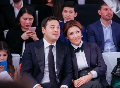 назарбаева алия фото