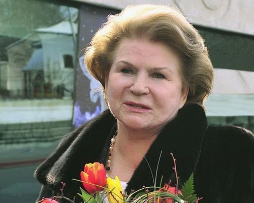 Валентина Терешкова: биография, личная жизнь 25