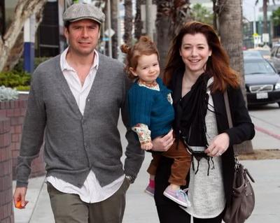 Элисон ханниган с детьми фото