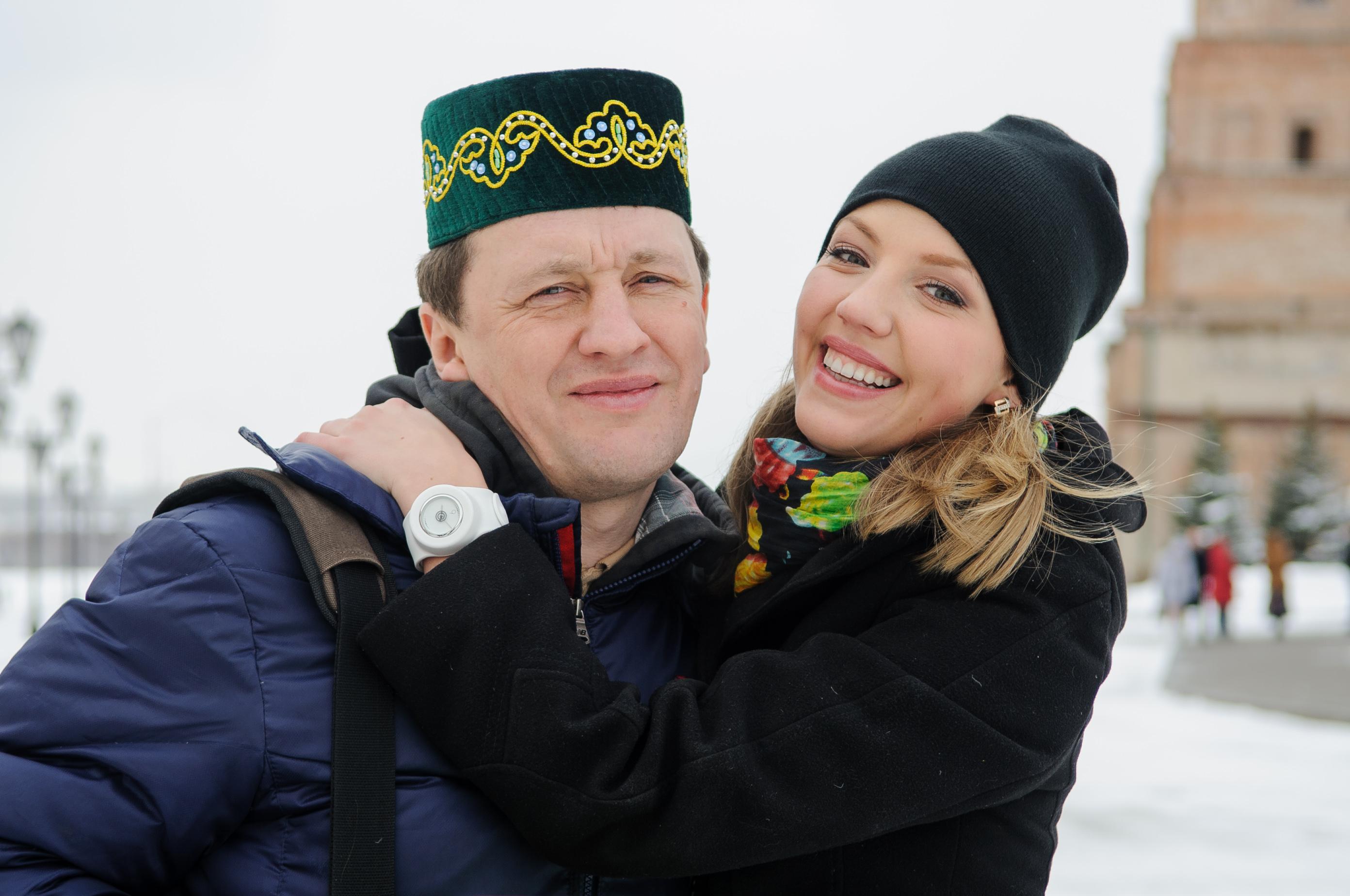Сережей Корягиным