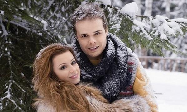 Юлия Савичева и Александром Аршиновым