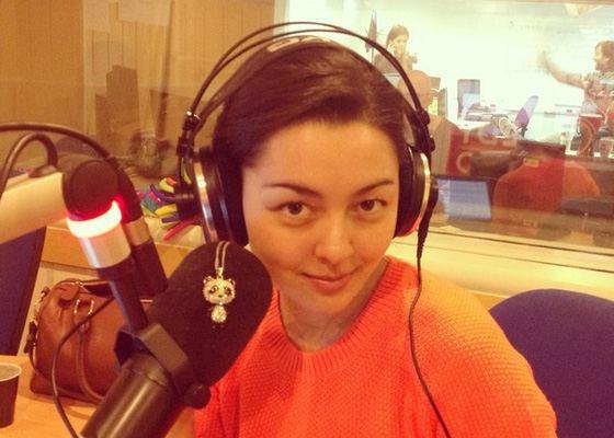 Радиоведущая